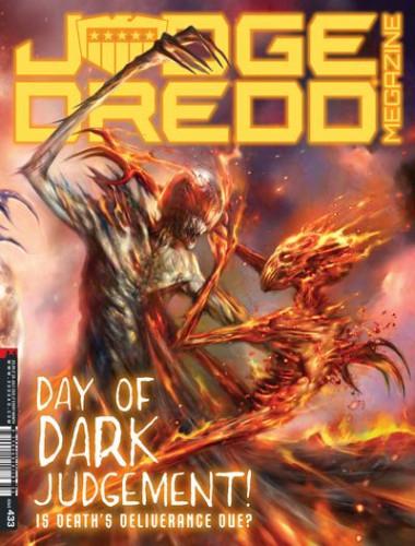 Judge Dredd Megazine #433