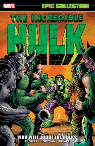 Incredible Hulk Epic Collection Vol.5 - Who Will Judge The Hulk