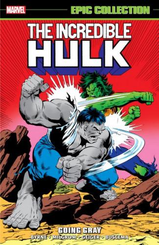 Incredible Hulk Epic Collection Vol.14 - Going Gray