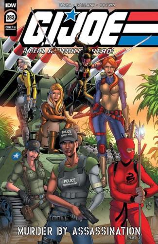 G.I. Joe - A Real American Hero #283
