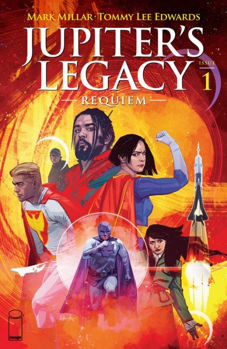 Jupiter's Legacy Requiem #1