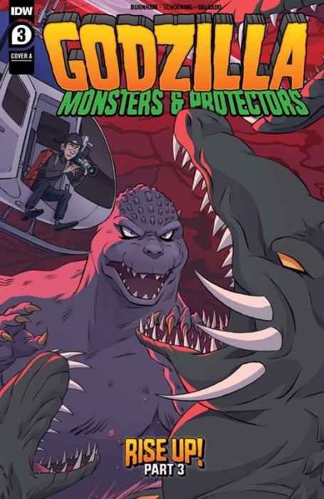 Godzilla - Monsters & Protectors #3