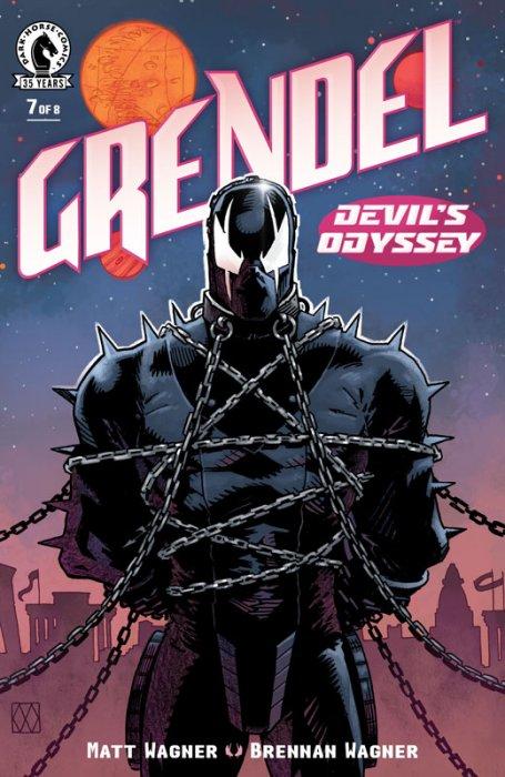 Grendel - Devil's Odyssey #7