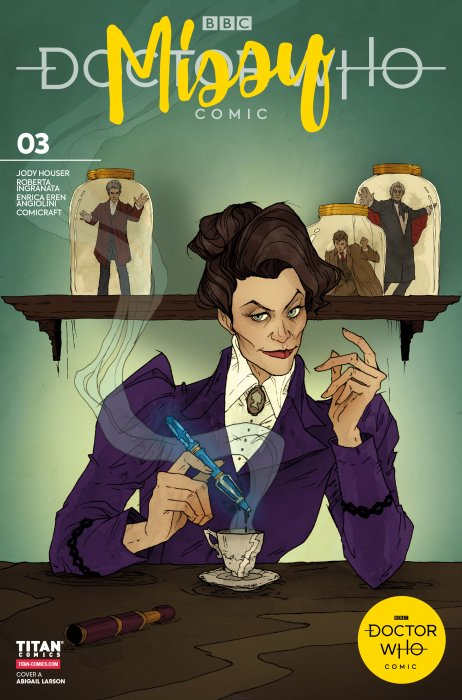 Doctor Who - Missy #3