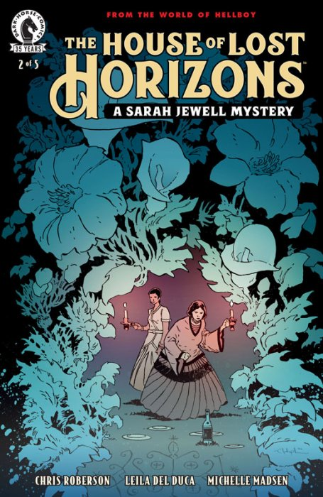 The House of Lost Horizons #2 (of 5) - A Sarah Jewell Mystery