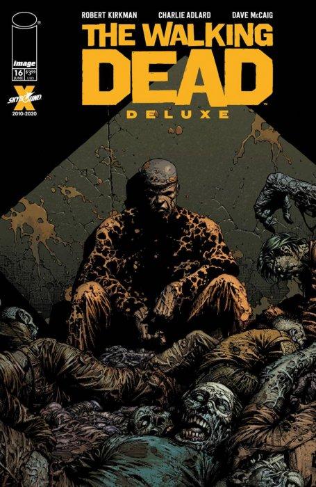 The Walking Dead Deluxe #16