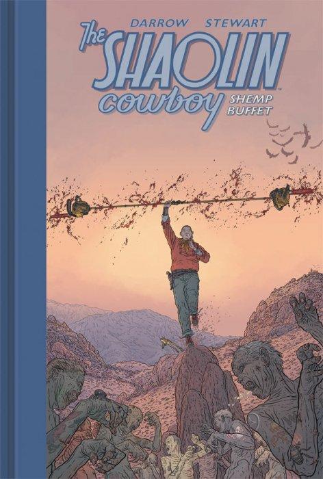 The Shaolin Cowboy - Shemp Buffet #1 - HC/TPB