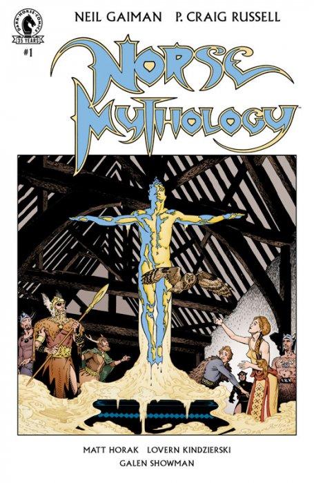 Norse Mythology II #1