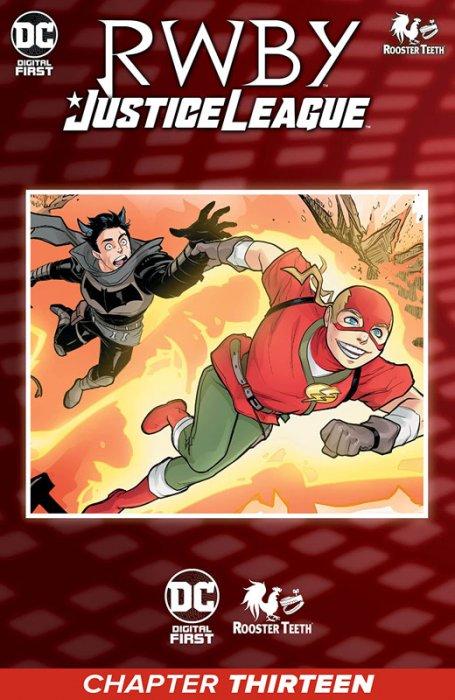 RWBY - Justice League #13