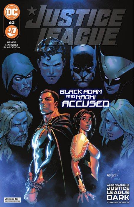 Justice League #63