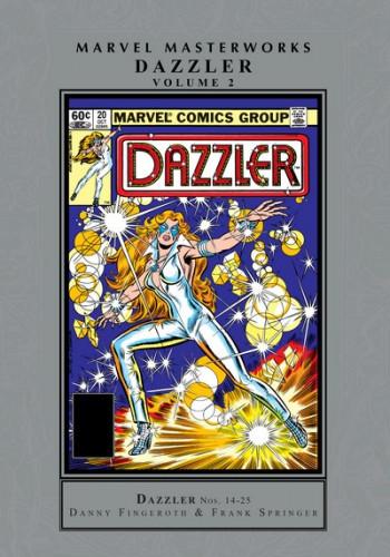 Marvel Masterworks - Dazzler Vol.2