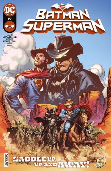 Batman - Superman #19