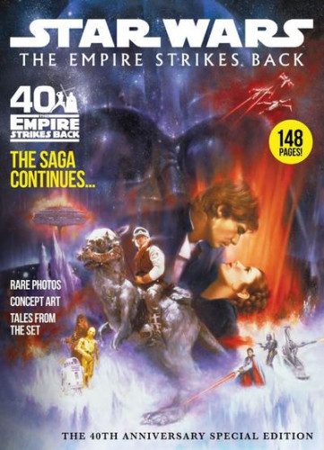 Star Wars - The Empire Strikes Back - 40th Anniversary Special #1 - HC