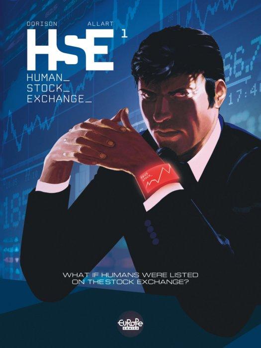 HSE - Human Stock Exchange #1