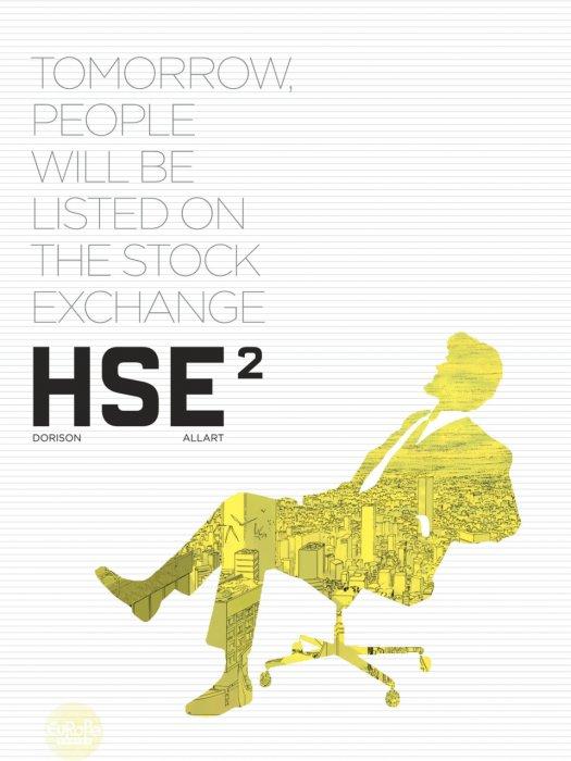 HSE - Human Stock Exchange #2