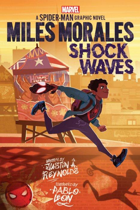 Miles Morales - Shock Waves #1 - GN