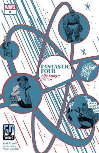 Fantastic Four - Life Story #2