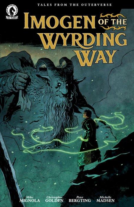 Imogen of the Wyrding Way #1