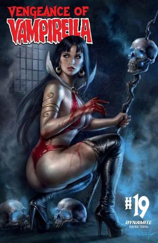 Vengeance of Vampirella #19