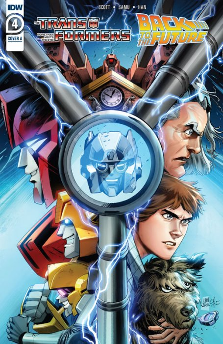 Transformers - Back to the Future #4