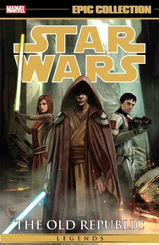 Star Wars Legends Epic Collection - The Old Republic Vol.4