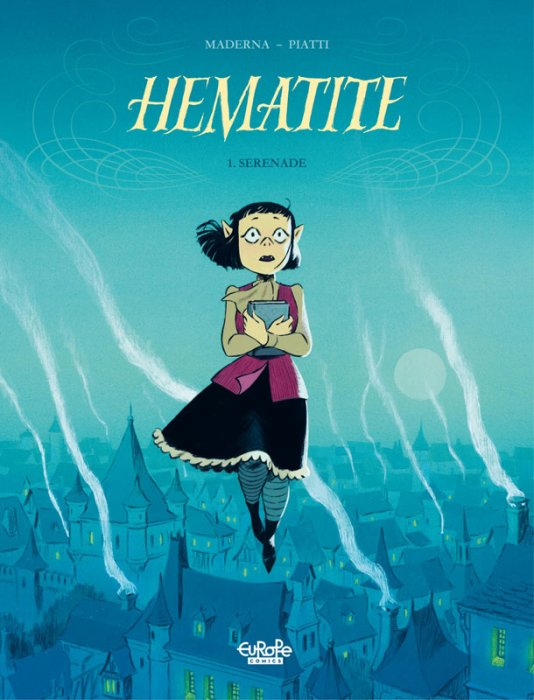 Hematite #1 - Serenade