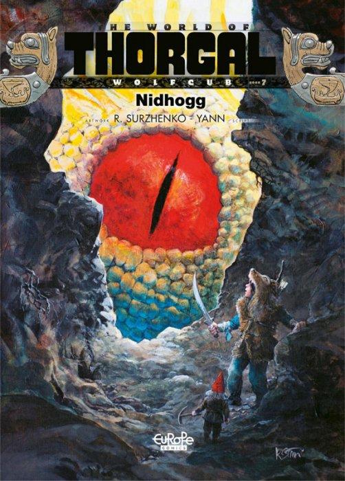 The World of Thorgal - Wolfcub #7 - Nidhogg