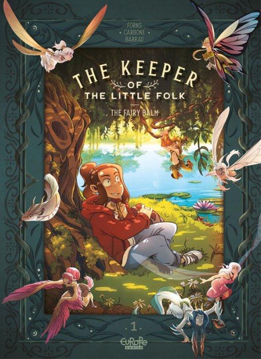 The Keeper of the Little Folk #1 - The Fairy Balm