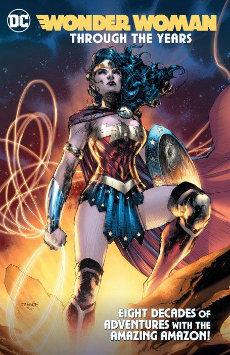 Wonder Woman Through the Years #1 - HC