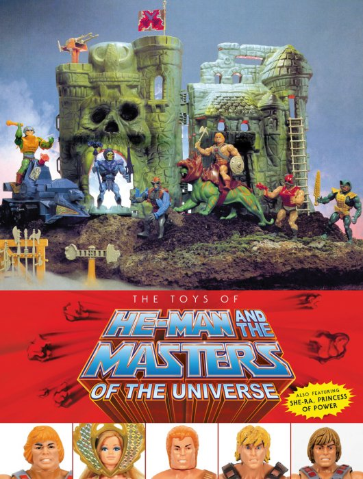 The Toys of He-Man and the Masters of the Universe - Part 1