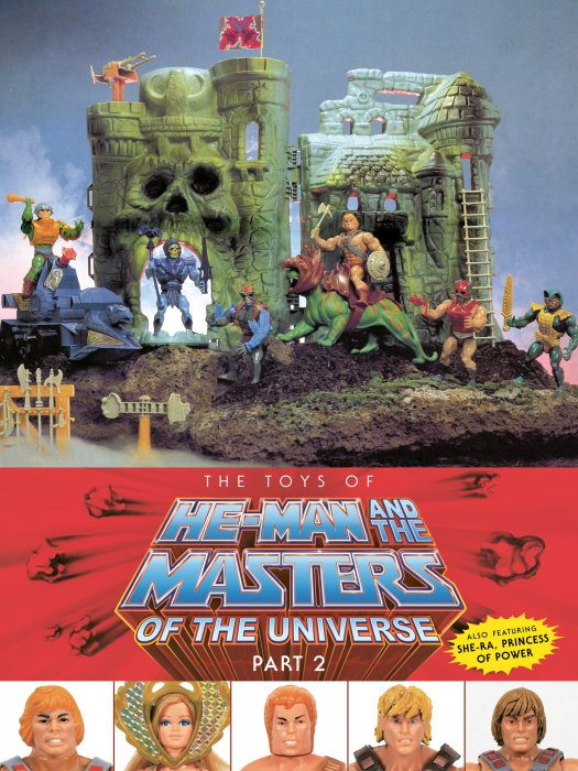 The Toys of He-Man and the Masters of the Universe - Part 2
