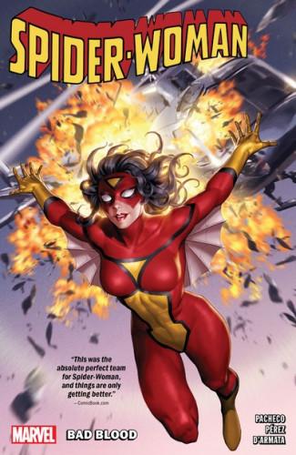Spider-Woman Vol.1 - Bad Blood