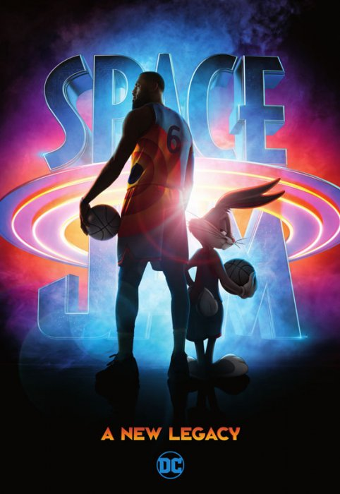 Space Jam - A New Legacy #1