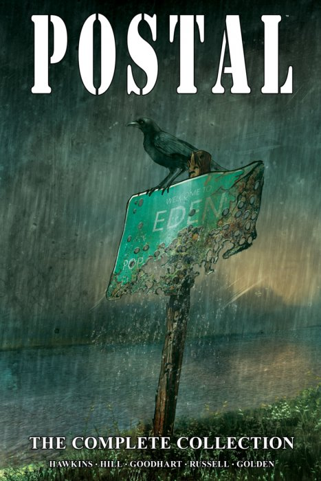 Postal - The Complete Collection #1 - HC