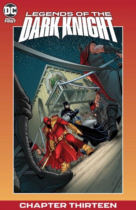 Legends of the Dark Knight #13