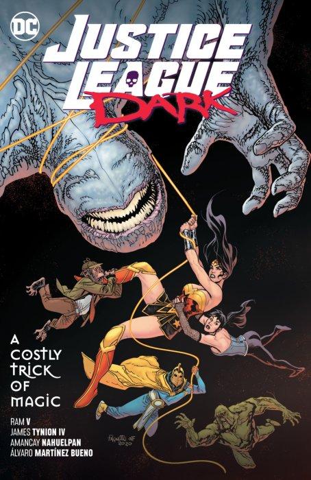 Justice League Dark Vol.4 - A Costly Trick of Magic