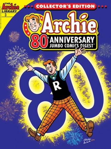Archie 80th Anniversary Comics Digest #3