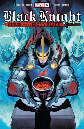 Black Knight - Curse of the Ebony Blade #4