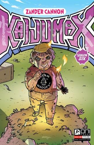 Kaijumax - Season Six #2