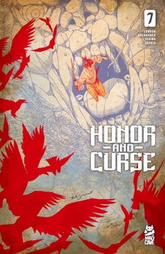 Honor and Curse #7-11