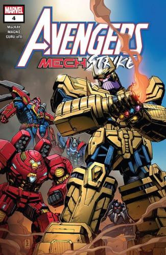Avengers - Mech Strike #4
