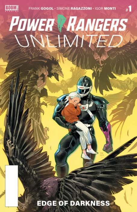 Power Rangers Unlimited - Edge of Darkness #1