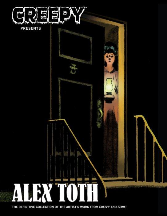 Creepy Presents - Alex Toth #1 - HC