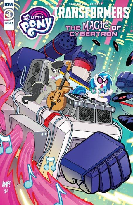 My Little Pony - Transformers II #3
