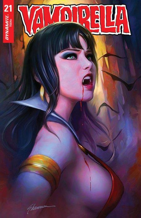 Vampirella #21