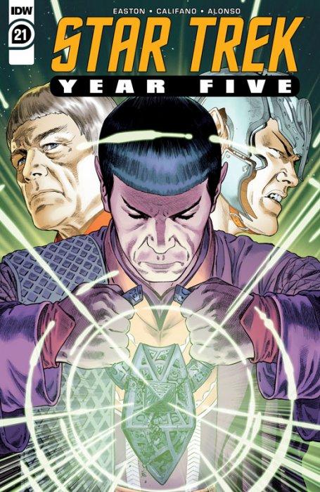 Star Trek - Year Five #21