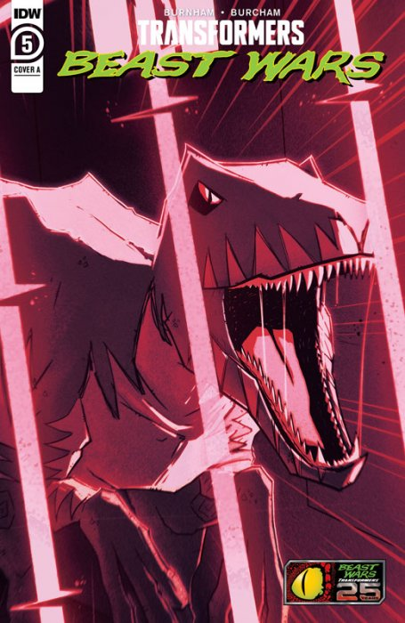 Transformers - Beast Wars #5