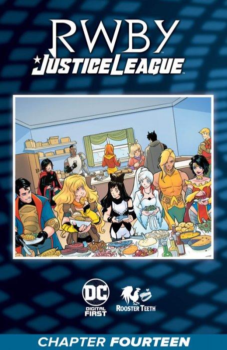 RWBY - Justice League #14