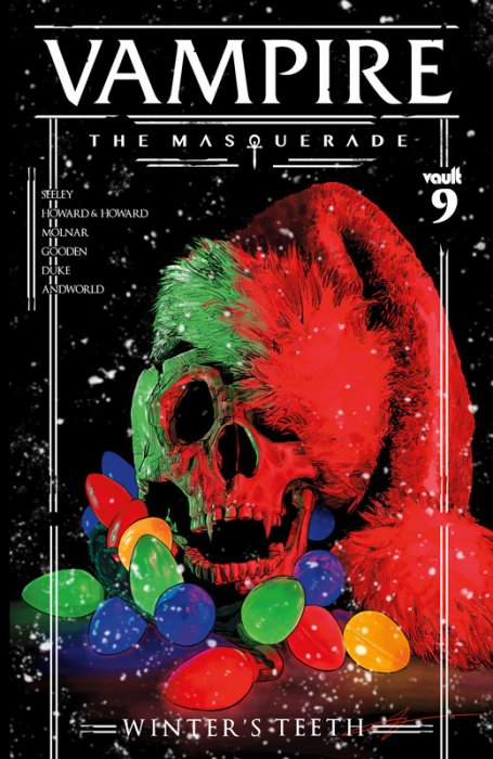 Vampire The Masquerade - Winter's Teeth #9