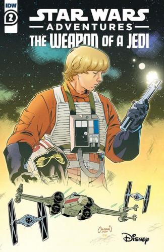 Star Wars Adventures - Weapon of a Jedi #2